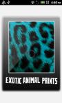 Exotic Animal Print Wallpapers screenshot 4/4