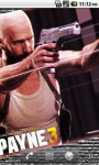Max Payne 3 The Best Live Wallpapers screenshot 6/6