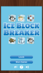 Ice Block Breaker Free screenshot 1/5