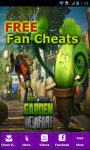 Plants vs Zombies Garden Warfare Cheats screenshot 1/4