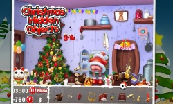 Christmas Hidden Objects 3 screenshot 2/5