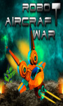 Robot Aircraft War – Free screenshot 1/6
