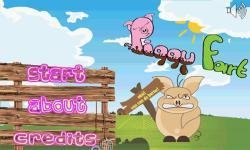 Piggy Fart II screenshot 1/4