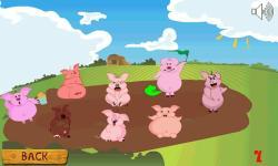 Piggy Fart II screenshot 2/4
