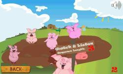 Piggy Fart II screenshot 4/4