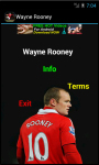 Wayne Rooney HD_Wallpapers screenshot 2/3