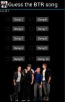 Guess this Big Time Rush song screenshot 3/4