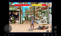 Championship of street fighting screenshot 2/4