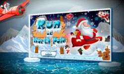 Run At North Pole Android screenshot 1/5