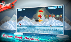 Run At North Pole Android screenshot 2/5