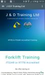 Forklift Training screenshot 1/1