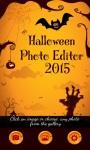 Halloween Photo Editor 2015 screenshot 2/6