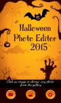 Halloween Photo Editor 2015 screenshot 5/6