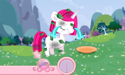 Pet Baby Pony Care screenshot 1/4
