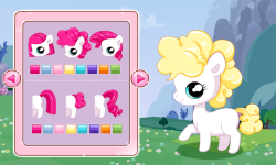 Pet Baby Pony Care screenshot 3/4