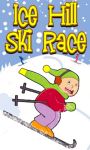 Ice Hill Ski Race Free screenshot 1/1