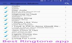 Ringtone Makers screenshot 1/6