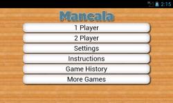 Mancala screenshot 1/5