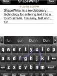 ShapeWriter Pro screenshot 1/1