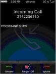 Privus Caller ID screenshot 1/1