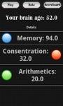Brain Age Game screenshot 4/4
