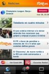 RTVE Noticias y Directos screenshot 1/1