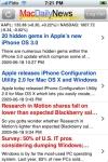 MacDailyNews screenshot 1/1