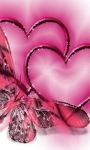 Pinkk Hearts Live Wallpaper screenshot 5/6