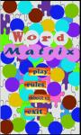 Word Matrix screenshot 1/3