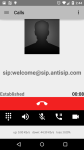Voip By Antisip screenshot 4/5