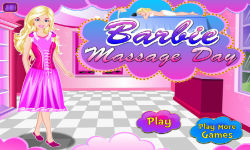 Barbie Massage Day screenshot 1/6