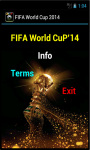 FIFA World Cup_2014 screenshot 2/3