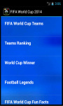 FIFA World Cup_2014 screenshot 3/3
