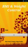 BMI and Weight Control screenshot 1/6