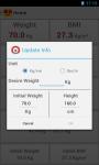 BMI and Weight Control screenshot 6/6