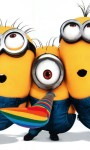 Minion Pictures the movie Wallpaper screenshot 2/6