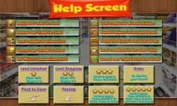 Free Hidden Object Games - Supermarket screenshot 4/4