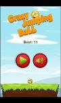 Crazy Jumping Ball screenshot 1/5