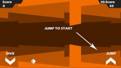 Hard Jumper screenshot 1/3