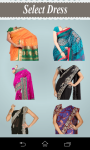 Women Saree Photo Making screenshot 6/6