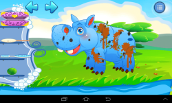 Messy Hippo Mania Adventure screenshot 3/5