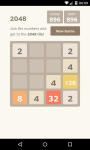 a2048 screenshot 2/3