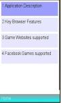 Photon Flash Player And Browser screenshot 1/1