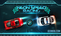 Neon Speed Racing screenshot 1/6