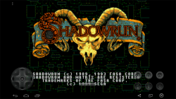 Shadowrun Full  screenshot 1/4