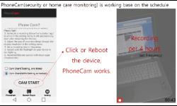 PhoneCam free screenshot 3/4