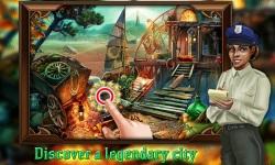 Haunted Land Of Hidden Objects screenshot 2/5