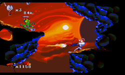 Earthworm Jim 2 Premium screenshot 3/4