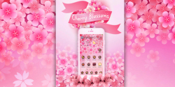 Cherry Blossoms Theme screenshot 3/4