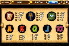 Pharaohs Legend Slots VIP overall screenshot 2/6